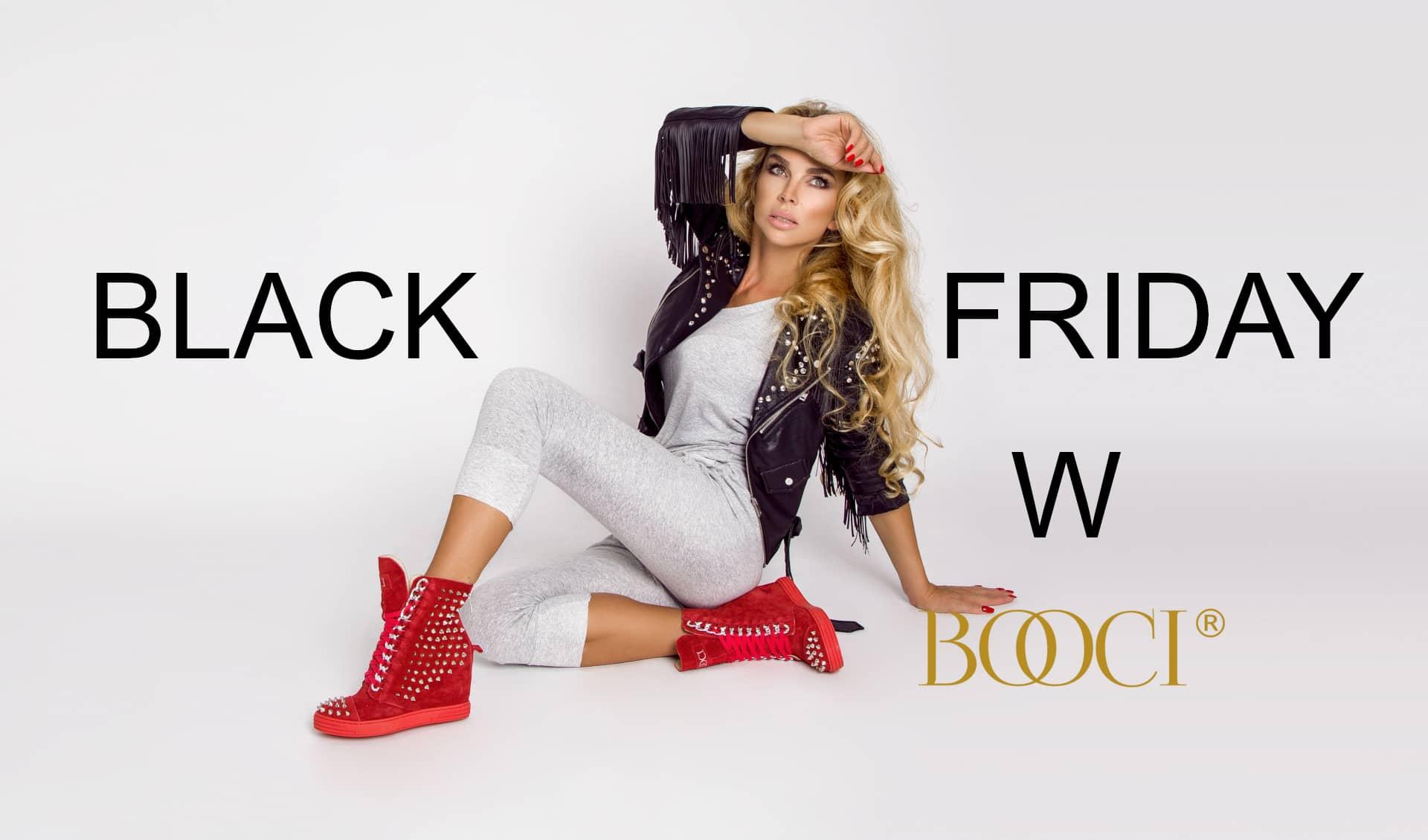 BlackFriday w BOOCI